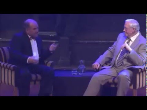 Interview with Cricket Legend Bob Blair, at the Dominion Post Sports Awards 2013