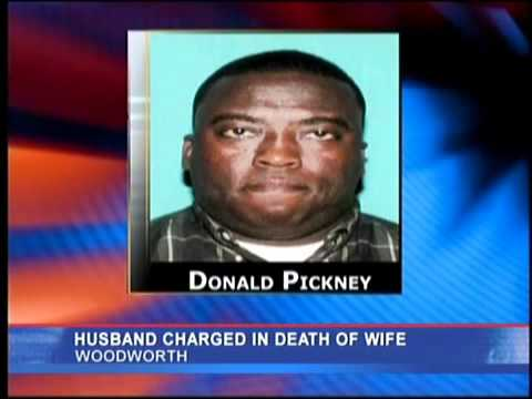 [US][LA] U.S. VAMC Police officer Pickney arrested for killing wife Chanda White...