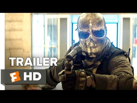 Thumbnail: Marauders Official Trailer #1 (2016) - Bruce Willis, Dave Bautista Movie HD