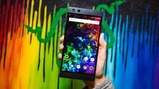 Razer Phone 2 - Wireless Charging, Waterproofing And 120Hz Screen
