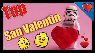 TOP 10: Mejores Regalos para San Valentín de LEGO con Luisiyo Motion.