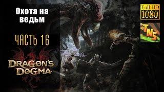 Прохождение Dragons Dogma Охота на ведьм
