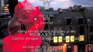 Fifi Rong feat. Tricky - Chinese Interlude [Sub Español]