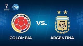 Colombia vs Argentina EN VIVO - Eliminatorias Sudamericanas Qatar 2022