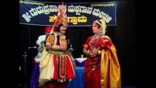 Yakshagan-Argodu M matina vaikari shashikant shetti ,Yaji,Hudugodu,avara sath pratijna pallavi