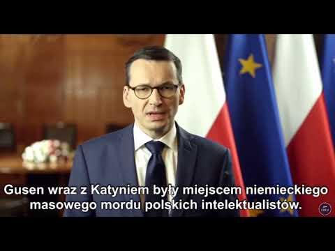 Премьер Польши проговорился, что в «Катынском расстреле» виноваты немцы