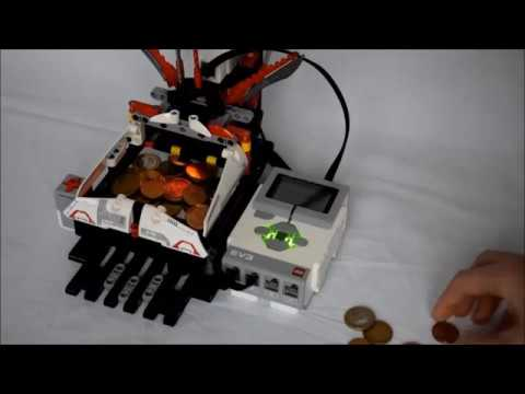 Lego Mindstorms EV3 Coin Pusher © - YouTube
