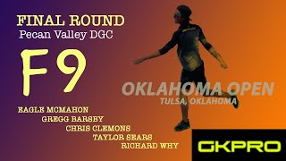 2018 Oklahoma Open | Final RD, F9, MPO | McMahon, Barsby, Clemons, Sears, Why