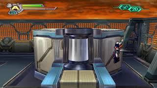 Mega Man X7 Wall Kick Glitch