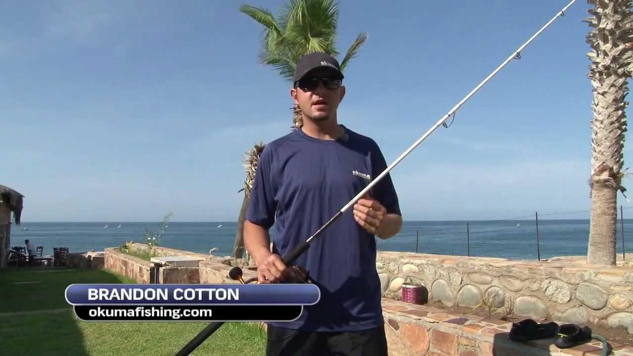 Cruz Popping Rod | OKUMA Fishing Rods and Reels - OKUMA