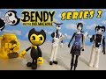Bendy and the Ink Machine Action Figures SERIES 2 BATIM PhatMojo Chapter 5!