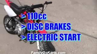 Coolster QG-213A Automatic Kids MotoCross Dirt Bike