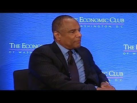 Ken Chenault, Chairman & CEO, The American Express Company