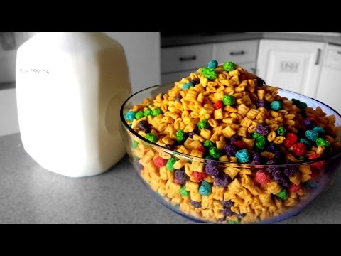The Cap'n Crunch Challenge...