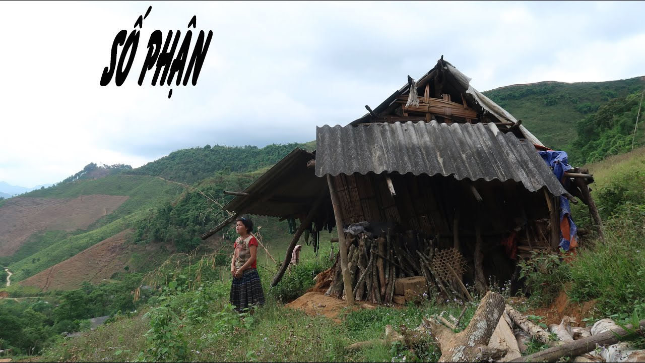 Số đặc biệt - thăm nhà Giàng A Sinh nghèo chưa từng thấy ngay gần nhà em gái A Chư