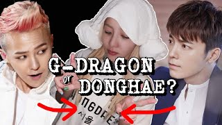 Gambar cover Sandara Park hinting G-Dragon or Donghae in her post-Valentines day pictures??