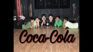 Coca Cola Tu//Dance Choreography//Tony Kakkar ft. Young Desi