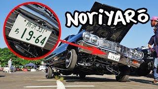 Lowriders in Japan? Mopona Car Show 2017