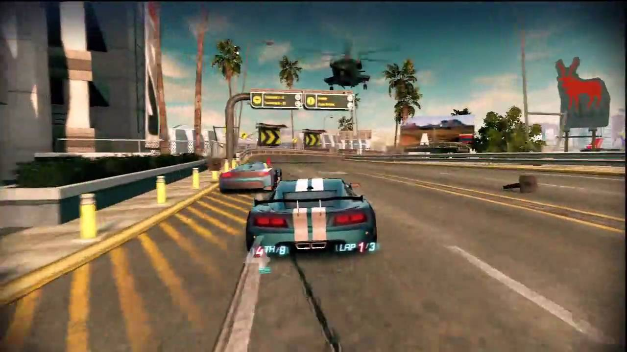 Split/Second Velocity - Download Game PC Iso New Free