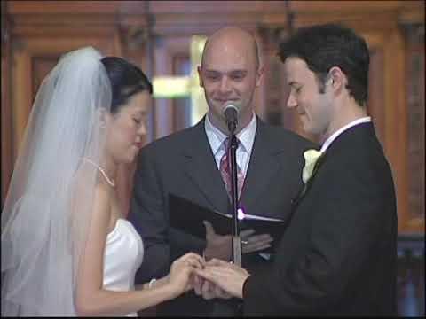 A Chinese Jewish Wedding Video at Columbia University NYC  Wedding Videographer Photographer