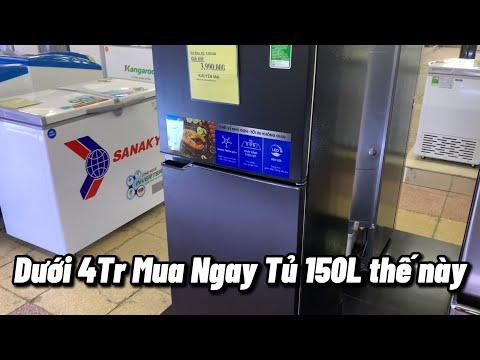 Có Dưới 4 triệu Mua Ngay Tủ Lạnh 150L này