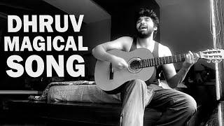 LOVELY: Dhruv Vikram Plays Guitar During Chennai Rain