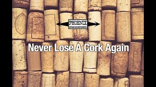 Never Lose a Shave Scuttle Stopper or Cork Again - with Douglas Smythe