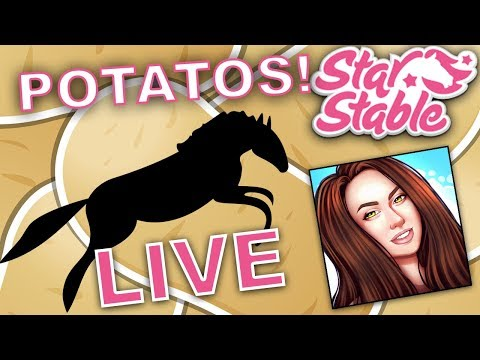 🔴 ⭐ POTATO FESTIVAL! 🐴⭐ | Star Stable Online Live Stream