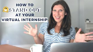 How To Add Value And Stand Out At Your Virtual Internship   The Intern Hustle