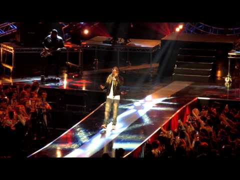 Trey Songz - Simply Amazing - Liverpool Echo - MOBO Awards 3rd November 2012