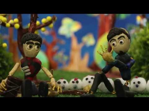 Stop Motion Animation  'Return to The Mountain'