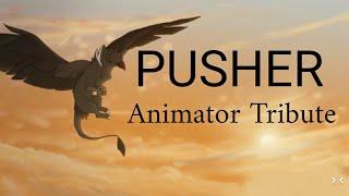 Animator tribute//PUSHER