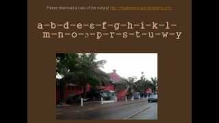 The Asante Twi Alphabet Song