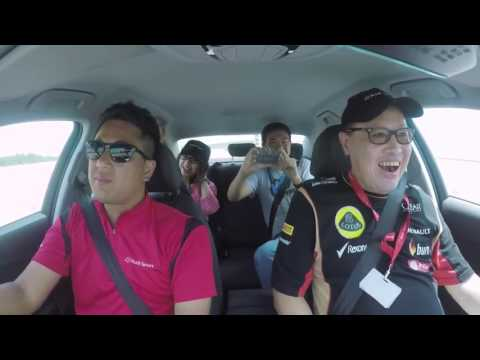 Audi Sport Driving Experience 2016 Highlights