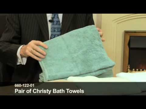 24Studio Christy Pair Of Bath Towels