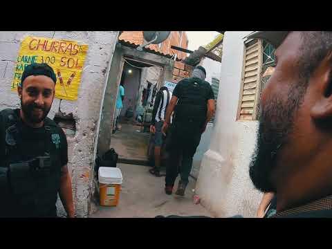 OPERAÇÃO POLICIAL #28: COMBATE ao TRÁFICO na Nhocuné- Rastreando CASA BOMBA- Delegado DACUNHA- PCSP