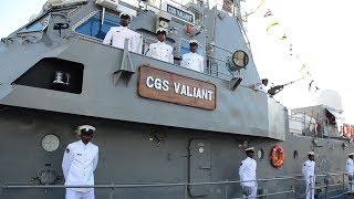 Jugnauth: Les garde-côtes, notre première ligne de défense contre le trafic de drogue