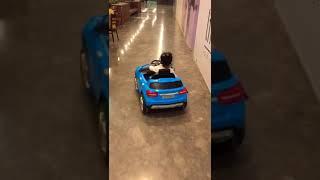 Car drivinf