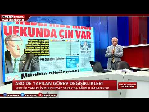Televizyon Gazetesi- 15 Mart 2018- Ulusal Kanal
