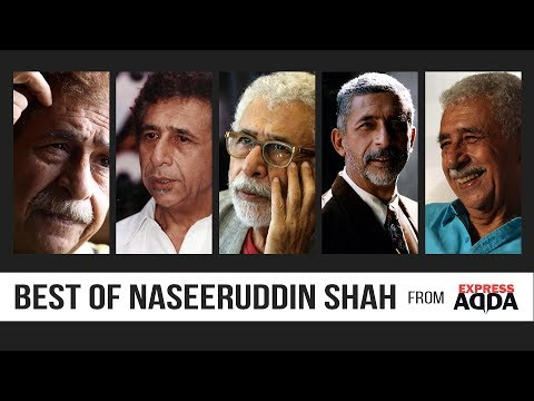 Naseeruddin Shah Interview: I Wanted To Be An Actor Because I Wanted To Be Famous