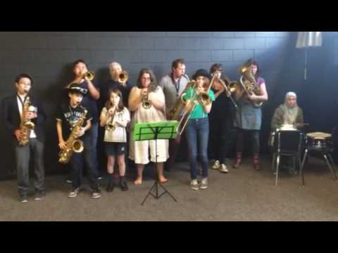 Greenhorn community music project thank you