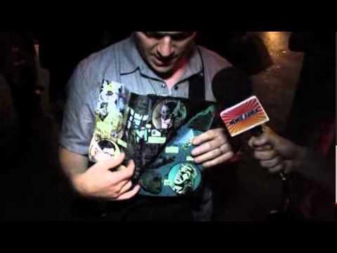 SCOTT SNYDER Talks SWAMP THING @ NEW 52 NYC Premiere
