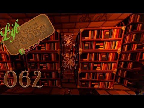 Minecraft Life in the woods - Bücher, Bücher, Bücher - Folge 62 (deutsch /german)
