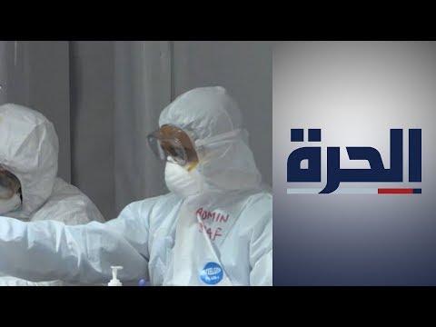 الا?مارات تعلن عن تجاوز عدد فحوصات فيروس كورونا المليونين  - نشر قبل 12 ساعة