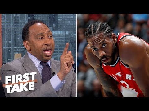 Kawhi Leonard wouldn't mesh with LeBron on the Lakers – Stephen A.  | First Take