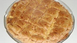 Пирог с двумя видами сыра. Кухня народов мира: простые кулинарные рецепты