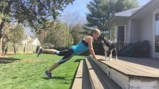 2 Bodyweight Exercises