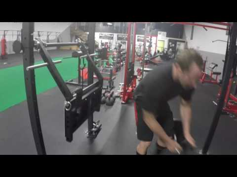 Stealth leg press: how to attach hardware youtube