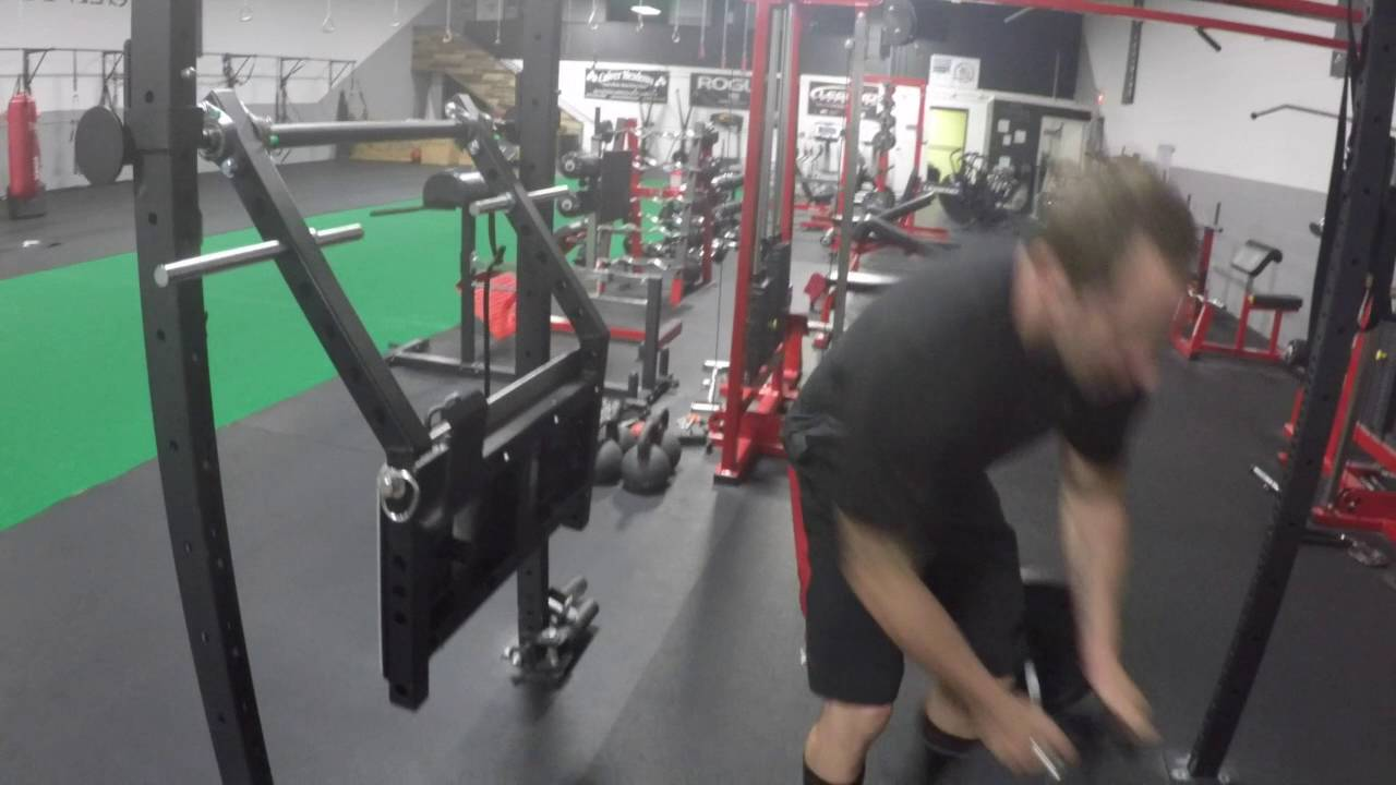 Stealth Leg Press How To Attach Hardware Youtube