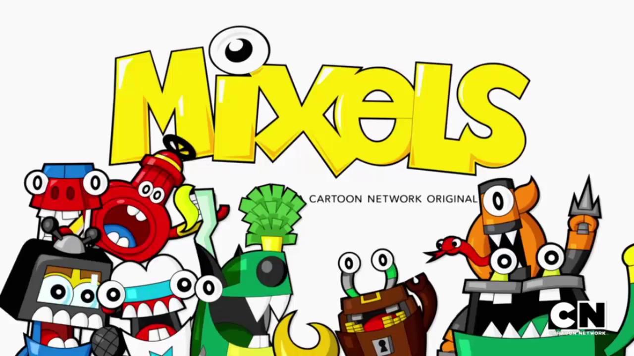 "MIXELS: Soundtracks - ""Nixel, Nixel Go Away! Theme"""